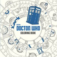 Doctor Who Coloring Book By James Newman Gray Lee Teng Chew Jan Smith