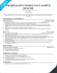 Example Of Pharmacist Resume Pharmacy Technician Sample No Experience Examples Student Curriculum Vitae Samples And Hospital