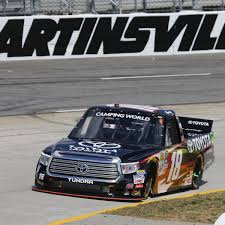 100 Nascar Truck Race Results NASCAR Series At Martinsville 2016 Winner Standings