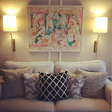 light sconces for living room peenmedia