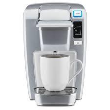 KeurigR K15 Single Serve K CupR Pod Coffee Maker