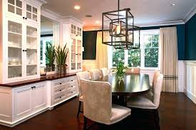 Built In Dining Room Cabinet Shining Inspiration Cabinets Ideas