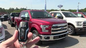 2017 New Ford F150 Lariat | New Truck Walkaround Review @ Ravenel ...