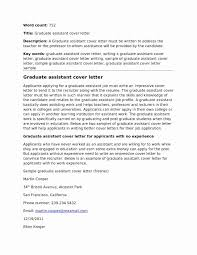 Learning Support Assistant Cover Letter Inspirational 12 Lovely Educational Examples Resume 40