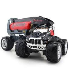 100 All Wheel Drive Trucks New Arrivals XQ Oversized Special Oil Tank Truck Remote Control Car
