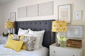 Yellow And Gray Master Bedroom Ideas Stunning Mantel Decorating