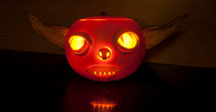 Yoda Pumpkin Template Free by How To Make A Yoda Pumpkin Milners Blog