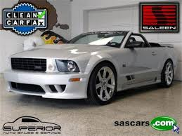 Classic Ford Mustang (Saleen) For Sale On ClassicCars.com