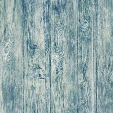Distressed Wood Texture Blue Wooden Planks Background Imagens