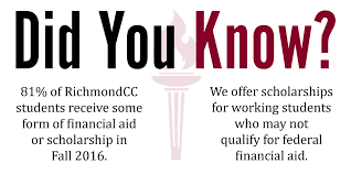Fafsa Help Desk Number by Financial Aid U0026 Scholarships Nc Richmond Community College