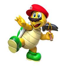 Coloriage De Tout Les Personnage De Mario Imprimer Et Obtenir Une