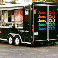 100 Food Trucks In Houston Jarro Cafe Roaming Hunger