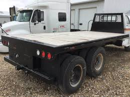 100 Flatbed Truck Body 1974 ALL For Sale Spencer IA 24668164