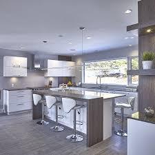 armoire de cuisine stratifié cuisines beauregard cuisine réalisation 340 cuisine urbaine en