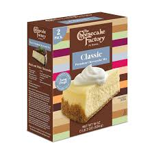Amazon The Cheesecake Factory at Home Classic Premium