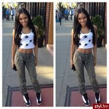 Pretty Girl Swag Urban Thug Girls With
