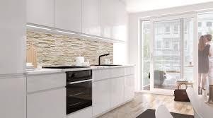 küchenrückwand steinwand ashlar