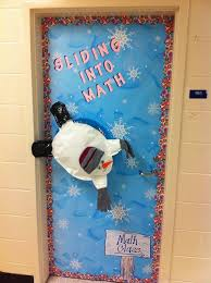 My Winter Door For Math Class Submitted By Latonya Taylor Rowe