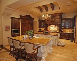 Valet Custom Cabinets Campbell by Luxury Home Kitchen In Phoenix Az With 2 Kitchen Islands Luxury