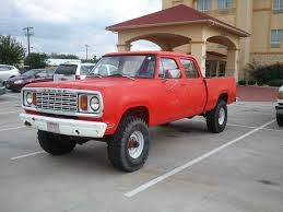 100 1978 Dodge Truck W200 Crew Cab Power Wagon Pinterest Ram Crew Cab