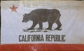 California Bear Flag 1896 Semi Centennial Celebration