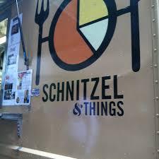 100 Schnitzel Truck Nyc NYC Food Finder