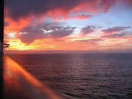 Cruise Ship Sinking Santorini by Cruise Ship Balcony Sunset Sunsets Pinterest Cruise Ships