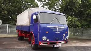 Old German Büssing Truck In HD - YouTube