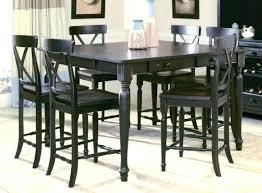 Dining Room Pub Table Sets Style Stunning Glamorous