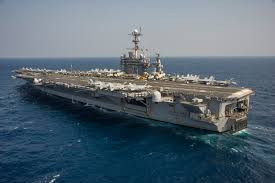 Uss America Sinking Photos by The Aircraft Carrier More Than A Warship Navy Live