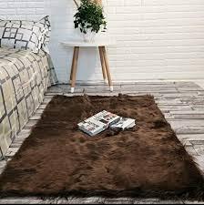 kunstfellteppich schaffell teppich fellteppich schlafzimmer teppiche kinderzimmer teppich raumdekor wohnzimmer teppich vorleger flauschiger teppich