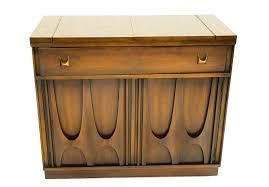 Broyhill Brasilia 9 Drawer Dresser by Broyhill Brasilia Flip Top Bar Cart Chairish
