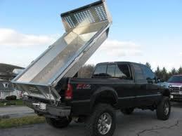 100 Aluminum Truck 2018 EZDumper EZ Dumper 8 Bed Insert Fort Myers FL