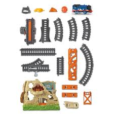 Tidmouth Shed Deluxe Set by Thomas U0027 Volcano Drop Thomas And Friends Trackmaster Wiki
