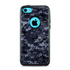 OtterBox muter iPhone 5c Case Skin Digital Navy Camo by Camo