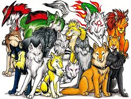 What Anime Wolf Are You?