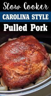 Bbq Pit Sinking Spring Menu by Best 25 Carolina Pulled Pork Ideas On Pinterest Pulled Pork Bbq