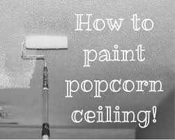 Popcorn Ceilings Asbestos Years by Popcorn Ceiling Spray Paint Home Decorating Interior Design