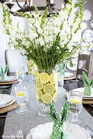 Spring Kitchen Table Centerpieces Awesome My 2016 Home Tour Driven By Decor
