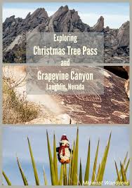 Christmas Tree Pass And Grapevine Canyon