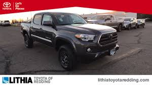 New 2018 Toyota Tacoma Truck Double Cab SR5 V6 Magnetic Gray ... Preowned 2013 Toyota Tacoma Base Double Cab Truck In Santa Fe Used Toyota Tacoma Trucks For Sale Nj New Models 1999 Xtracab Prerunner Auto Pickup Sale Truro Ns Used 2010 Sr5 4x4 Double Cab Georgetown 1994 Supra Wsport Roof For Amarillo Tx 44077 Trd Sport 37201 Autoblog 2008 Reviews And Rating Motor Trend Trucks Los Angeles Best Resource Lifted 2016 31980 12002toyotatacomafront Shop A Houston