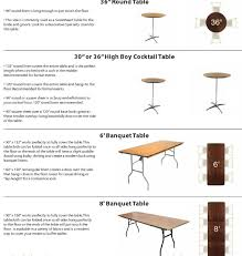 Standard Dining Room Table Size by Home Design Fancy Table Base Size Chart Round Dining Room Tables