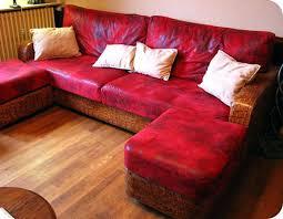 rénover canapé renovation canape cuir les fauteuils renover canape simili