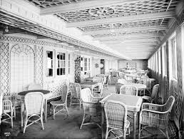 first class facilities of the rms titanic wikipedia the free