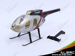 ALZRC 250 MD500E Scale Fuselage E for ALZRC T Rex 250 BUY NOW