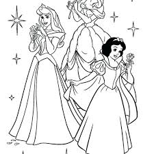 Princess Coloring Pages Rapunzel Book Download Beautiful Frozen For