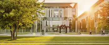 100 German House Design Chancellery VisitBerlinde