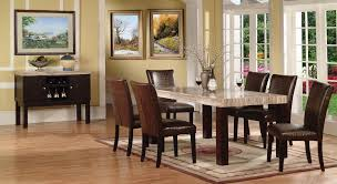 Fraser Casual Dining Faux Marble Style Brown Dining Set#70130 Coaster Fniture Los Feliz Ding Table Max Casual Counter Height Set By Elements Intertional At Household Home Furnishings 7pc Chairs Contemporary Style Cappuccino Finish Casual Ding Room Table Settings Good Room Sets Create An Viting Space In A Kitchen Or Target Marketing Systems Helena 5 Piece Overhead View Of Restaurant With Wooden And Bradshaw Round Pub Ladderback Chair Liberty Appliancemart Alyssa Portland City Liquidators The Alzare Raising Coffee