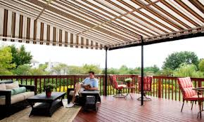 Deck Canopies Vermont VT Deck Canopy Deck Shading Outdoor Shade