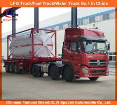 China Heavy Duty ISO LPG Frame Container Tank 20FT - China LPG Tank ...